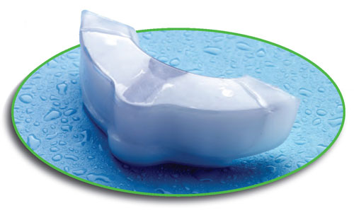 GrindGuard - dental device designed for the treatment of bruxism